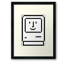 Happy Mac! Framed Print