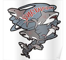 Cute Sharknado Poster