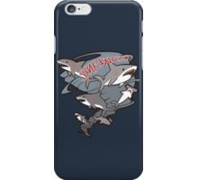 Cute Sharknado iPhone Case/Skin