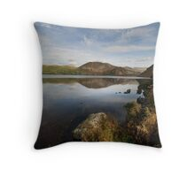 Ennerdale Water Throw Pillow