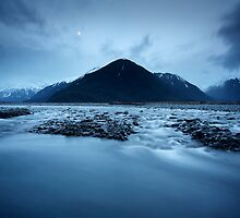 Central South Island, New Zealand by Greg  Sorenson