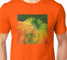 Behind the Curtain of Colours Unisex T-Shirt