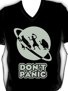 Hitchhiker's Guide to the Haunted Mansion T-Shirt