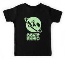 Hitchhiker's Guide to the Haunted Mansion Kids Tee