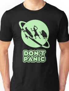 Hitchhiker's Guide to the Haunted Mansion Unisex T-Shirt
