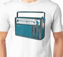 Analogue radio  Unisex T-Shirt