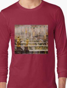 Grand Cascade Long Sleeve T-Shirt