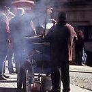 Chestnut Seller by Kasia Nowak