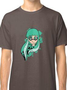 Teal Inkling Girl Classic T-Shirt