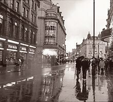 Piccadilly Square UK by Bevellee