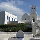 Agios Chrisopigi, Sifnos, Greece by bowenbw
