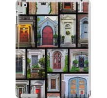 Doors of Charleston iPad Case/Skin