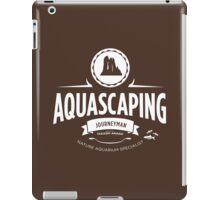 Aquascaping - Journeyman iPad Case/Skin