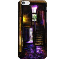 Mystical Building Fine Art Print iPhone Case/Skin