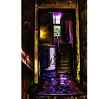Mystical Building Fine Art Print Photographic Print