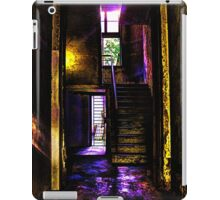 Mystical Building Fine Art Print iPad Case/Skin
