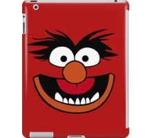 Animal Muppet (Orange Lips&Nose) iPad Case/Skin