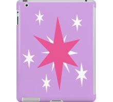 Twilight Sparkle Cutie Mark iPad Case/Skin