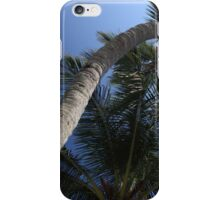 twisted palm iPhone Case/Skin