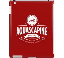 Aquascaping - Apprentice iPad Case/Skin