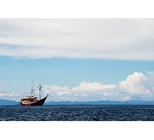 The Seven Seas Photographic Print