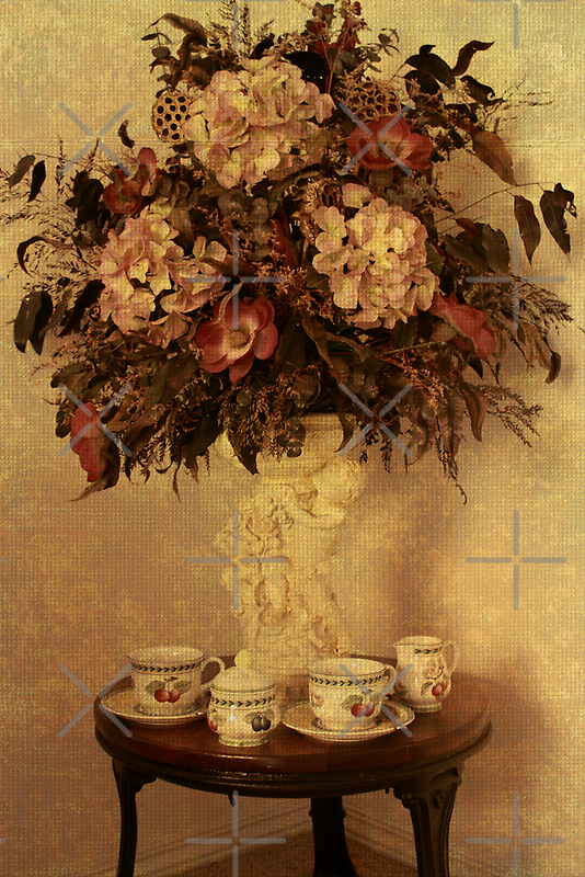 Time for Tea by Elaine Teague