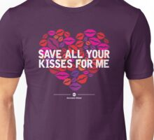 Brotherhood of Man - Save Your Kisses for Me [Eurovision Winner] Unisex T-Shirt