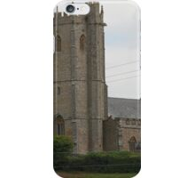 St Mary the Virgin Church, West Buckland Somerset. iPhone Case/Skin