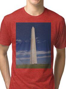 Washington monument Tri-blend T-Shirt