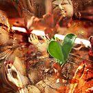 Birth of the Organic Heart by Jelena Mrkich