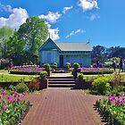 The Gardener's Cottage by lezvee