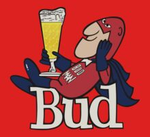 Budweiser Bud Man New Kids Tee