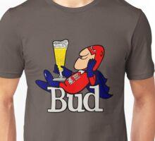 Budweiser Bud Man New Unisex T-Shirt