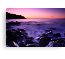 Maddox Cove Canvas Print