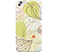 Light autumn iPhone Case/Skin
