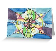 Astral Greeting Card
