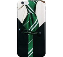 Slytherin Tie iPhone Case/Skin