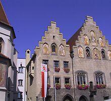 Wasserburg, 1459 A.C. by Daidalos