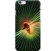 Palm art iPhone Case/Skin