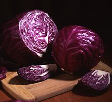 Red Cabbage by CheBay