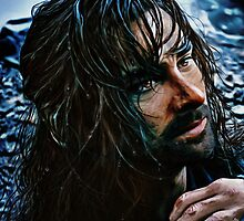 Kili by the river by redsangre