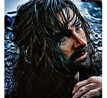 Kili by the river Photographic Print