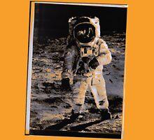 """Man (Buzz Aldrin) on the moon 1969"" T-Shirt etc.... Unisex T-Shirt"