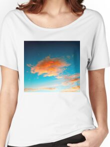 ©HCS The Cloud Shine In HDR IA. Women's Relaxed Fit T-Shirt