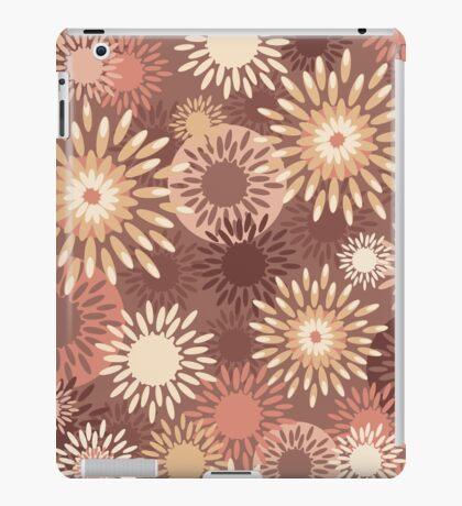 Floral retro pattern iPad Case/Skin