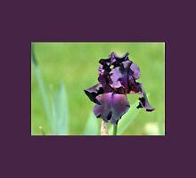 Deepest Purple Iris Unisex T-Shirt