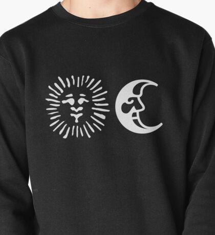 Sun & Moon (Dark) - Hipster/Boho/Trendy Meme Pullover