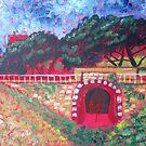 Ancient bridge by Ivor