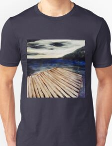 Washed Away, by James Patrick T-Shirt