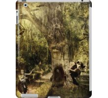 The Old Goat Tree (poetry & music) iPad Case/Skin
